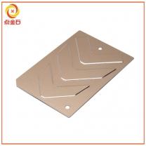 铝装饰配件 铝合金装饰配件 铝配件 金属配件定制