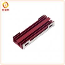 散热器 铝合金型材散热器 铝散热器