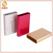 铝合金外壳 移动电源铝合金外壳 移动电源外壳生产厂家