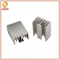 铝合金散热器定制 铝型材散热器 铝合金散热器外壳
