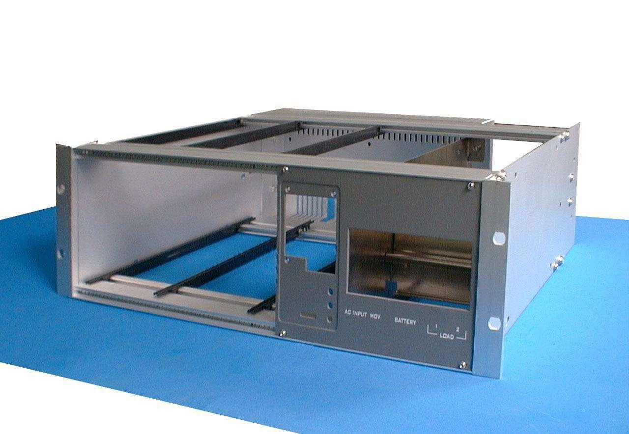 CNC铝加工外壳