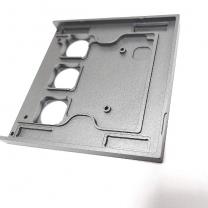 CNC铝材插座面板定制