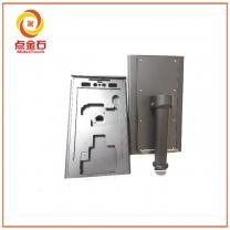 CNC铝材人脸识别外壳 CNC铝合金人脸识别 CNC铝型材人脸识别外壳厂