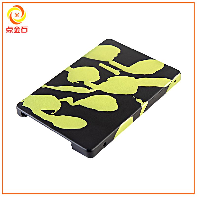 铝合金迷彩氧化 SSD迷彩氧化 铝合金外壳