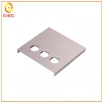 CNC开关面板定制  铝合金开关面板定制