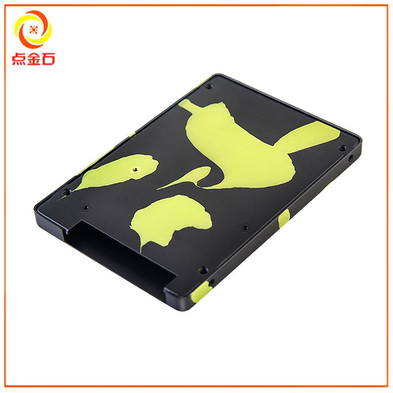 铝壳迷彩氧化 SSD迷彩氧化 固态盘迷彩氧化
