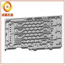 精密CNC腔体外壳加工 腔体加工定制