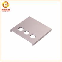 铝合金开关面板外壳定制 CNC开关面板加工 五金外壳厂